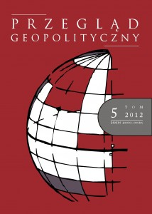 GEOPOLITICS GLOSSARY - RESEARCH PROJECT Cover Image
