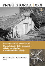 The residential buildings of the Bronze Age: questions of construction and design development Cover Image