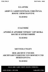Professional titles in archives and implementation of the Bologna Process of higher education Cover Image