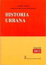 History of Romanian Towns in Romanian University Researches Cover Image