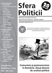 Romanian Democracy, Theory and Method Cover Image