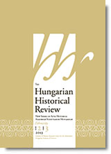 The Birth of the Slovak Nation: Ľudovít Štúr and Slovak Society in Hungary in the Nineteenth Century Cover Image