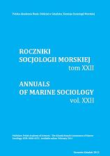 Theoretical Implications of Maritime Sociology Cover Image