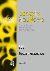A Vegetarian Diet in the Light of the Principles of Proper Nutrition – Attitudes and Behaviour of Vegetarians in Poland Cover Image