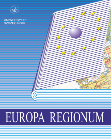 Smart specialization of Polish regions: conditions, challenges and dilemmas Cover Image