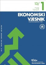"Analysis of Criteria for Admission to the Polytechnic ""Nikola Tesla"" in Gospić Cover Image"