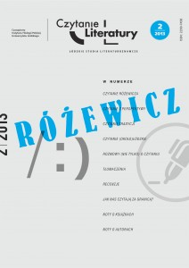 Różewicz: poems of the dark Cover Image