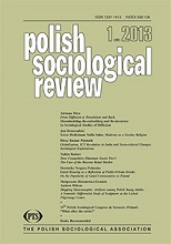 Mapping Skeuomorphic Artifacts among Polish Young Adults: A Semantic Differential Study of Sculptures at the Licheń Pilgrimage Centre Cover Image