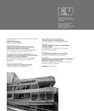 IDENTITY AND DIFFERENCE: Monitoring and Evaluation of the Most Significant Works of Modern Architecture in Slovakia Cover Image