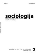 The Role of Cultural and Structural Factors in the Explanation of Marginal Social Position in the USA: Scopes and Dilemmas Cover Image