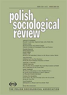Why do Poles(still) Dislike Political Parties? Some Survey Insights into Anti-Party Attitudes in Poland, 1995-2011 Cover Image