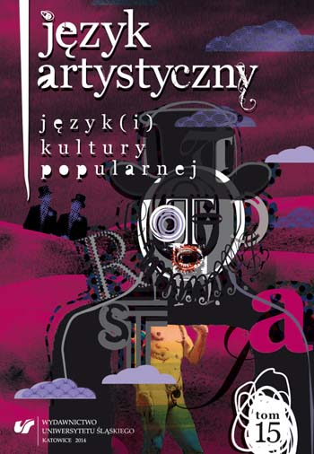 Fragrance autocreations in the texts of popular culture (illustrated with selected travel accounts) Cover Image