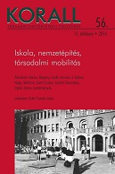 The Royal Hungarian Export Academy and Education in Fiume (Rijeka) in the Age of Dualism. Hungarianisation and Vocational Training Cover Image