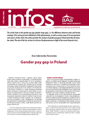 Gender pay gap in Poland Cover Image