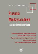 Report on Scientifi c Activities of the Institute of International Relations, University of Warsaw Cover Image