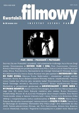 Methodological Problems in Researching the Cinema of the Polish People's Republic Era Cover Image