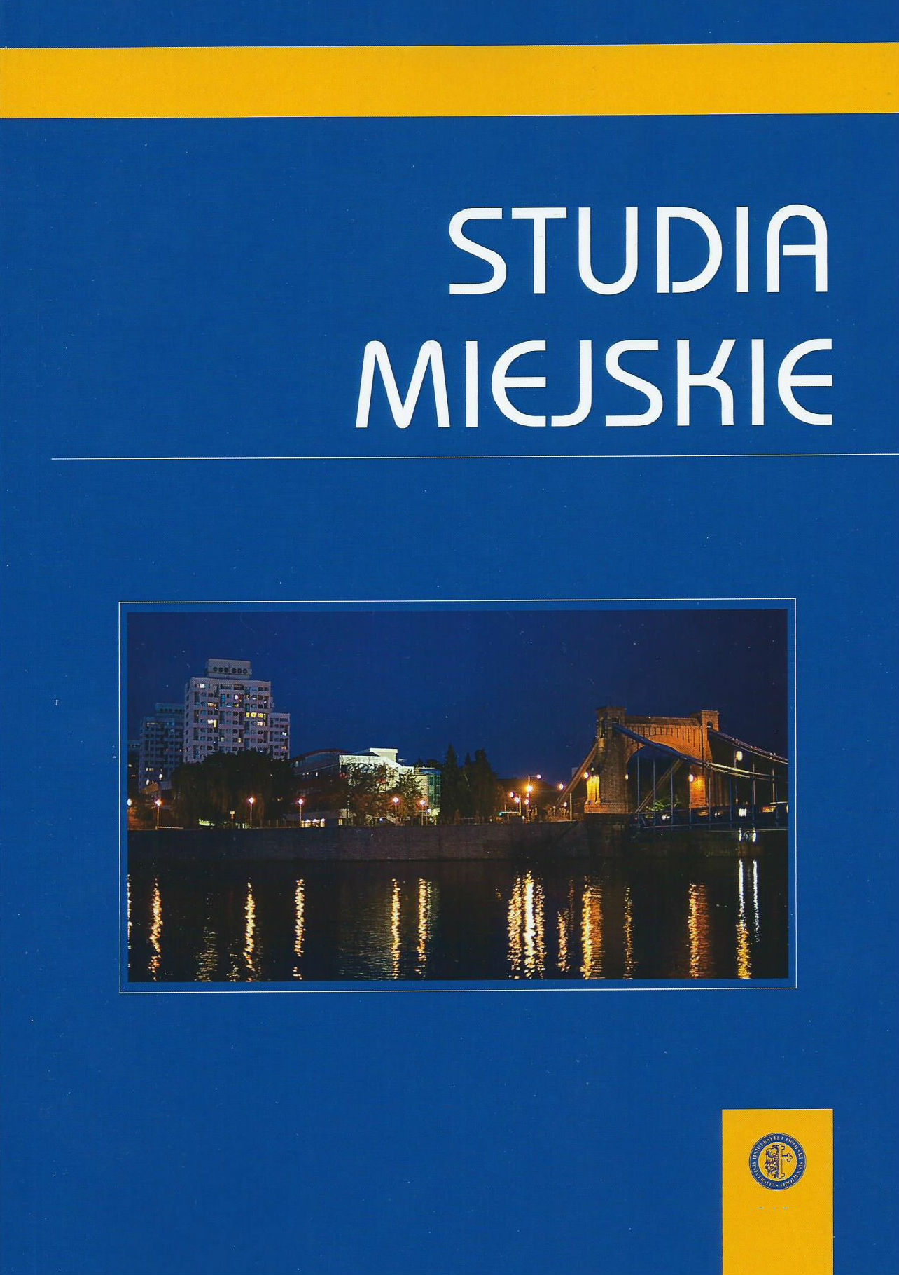 Sustainable transportation idea and transport policy in polish cities Cover Image
