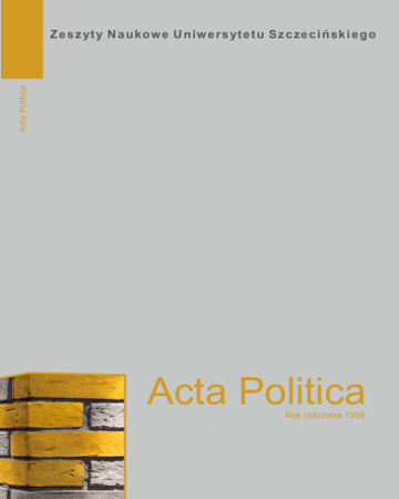 National miniorities in Poland and ethnic parties - the possibilities and barriers Cover Image