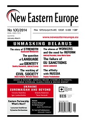 The Emergence of a New (Old) Eurasia Cover Image