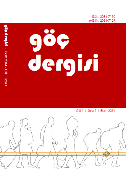 Migration studies in Turkey Cover Image