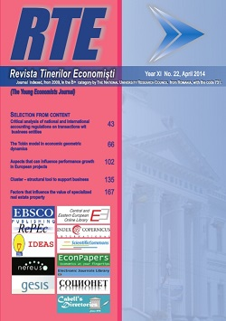 A New Challenge – Intellectual Capital Evaluation in a Romanian University Cover Image