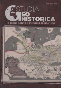 20th century East-Central Europe in the Russian and Belorussian historical atlases edited at the beginning of the 21th century (2005–2010) Cover Image