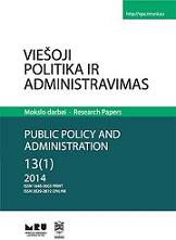 Stimulation and Encouragement of Lithuanian Small and Medium-size Enterprises, Improving Public Sector Services for Business Cover Image