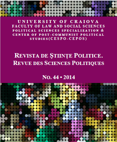 A Critical Assessment of Political Party Performance in the Elections for European Parliament in Dolj County Romania on May 25, 2014 Cover Image
