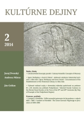 Ignac Batthyany and Imre Daniel : Circumstances of the Establishment of the Historical Library in Alba Iulia Cover Image