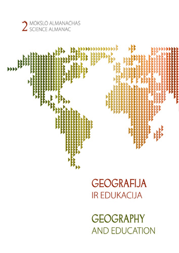 NATIONAL GEOGRAPHY MATURITY EXAMINATION OF 2013 Cover Image