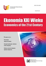 Direct impact of airports on regional labor markets in Poland Cover Image