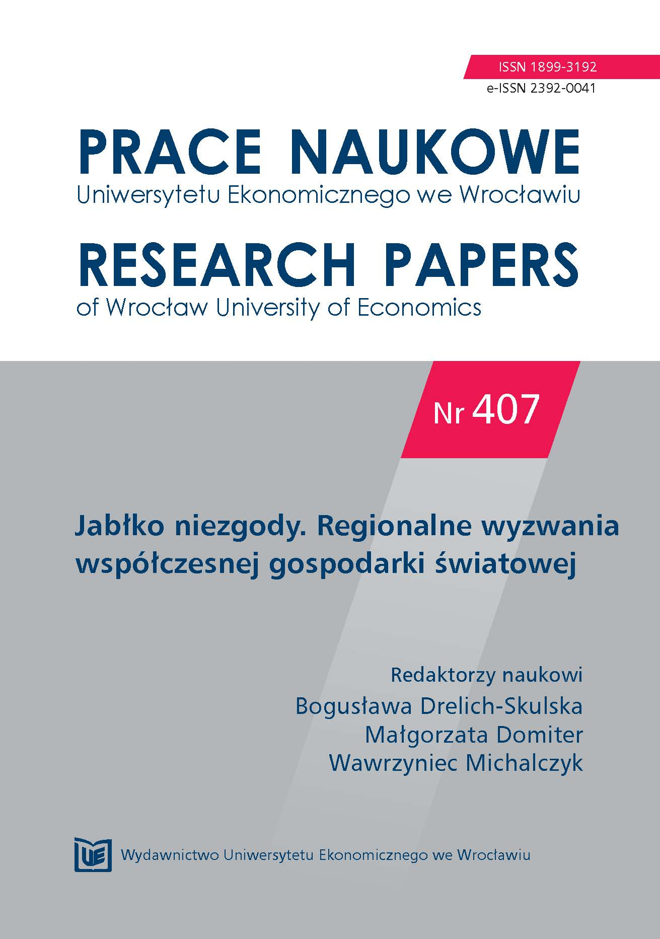 Analysis of convergence criteria fulfillment by Slovakia in the period 2004-2014. Lessons for Poland Cover Image