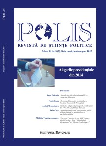 November 2014 presidential elections and the reinventing of civic conscience Cover Image