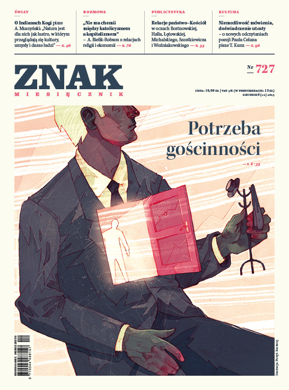 """Znak"" Is Asking: Relations Between the State and the Church A.D. 2015 Cover Image"
