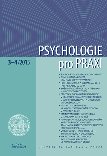 Psychology current issues