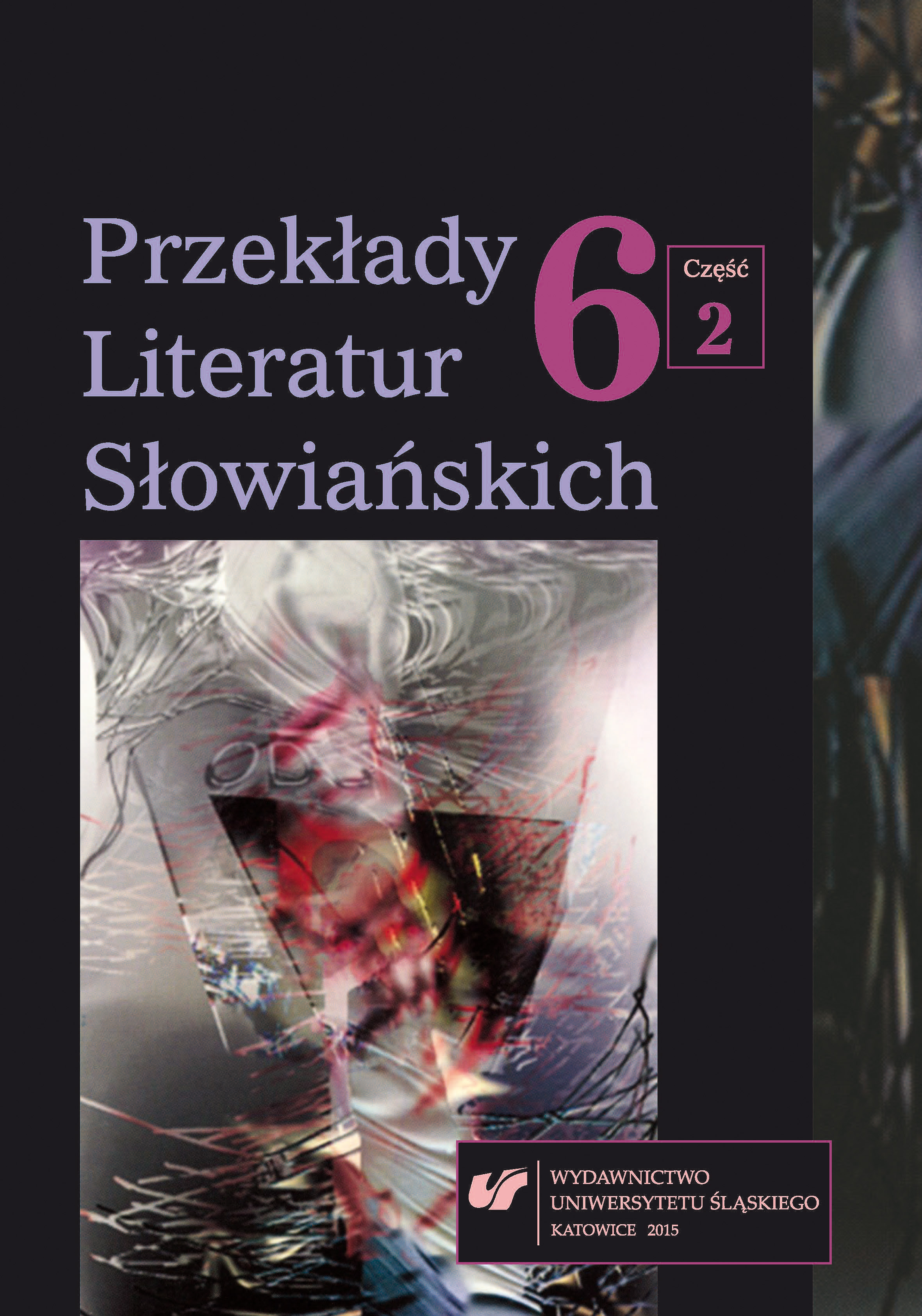 "Analysis of the transfer of archaisms in the Slovak translation of the ""Red Clown"" by Alexander Błażejowski Cover Image"