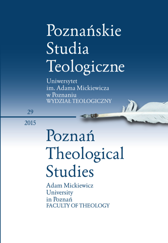 Polish Theology Viewed from a Roman Perspective Cover Image