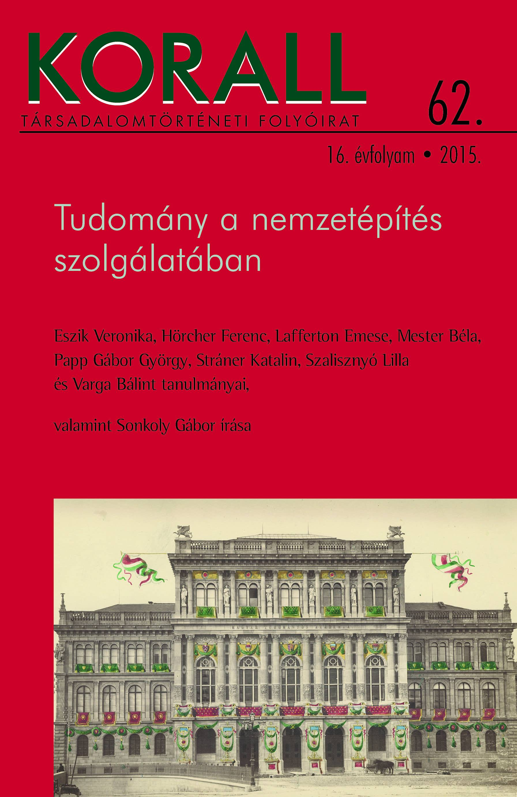 Discourses of Collective Identity in Central and Southeast Europe (1770–1945). Texts and Commentaries. I-II-III/1,2-IV. Cover Image