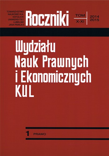 A public authority's liability for damages according to the principle of equity in Polish law