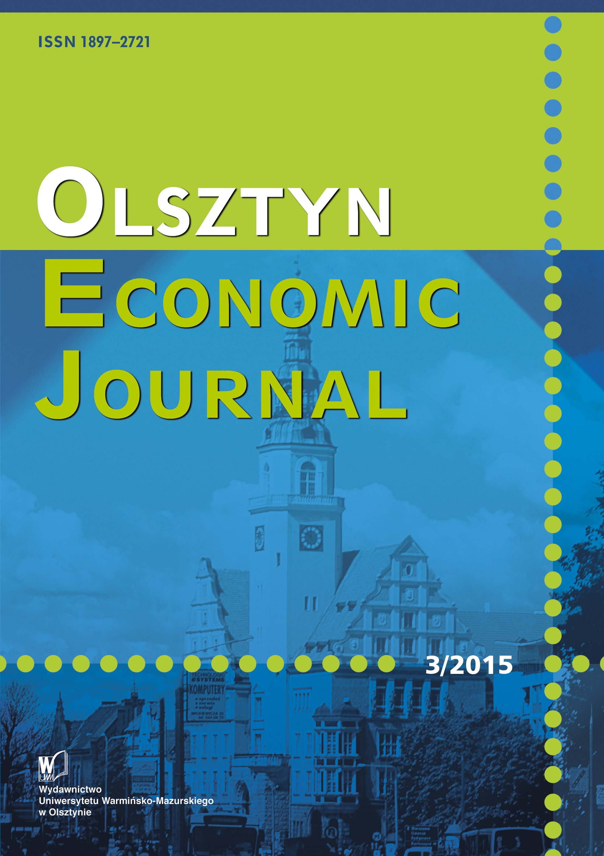 A Study of the Financial Accounting Software Used by Small Enterprises in Olsztyn Cover Image
