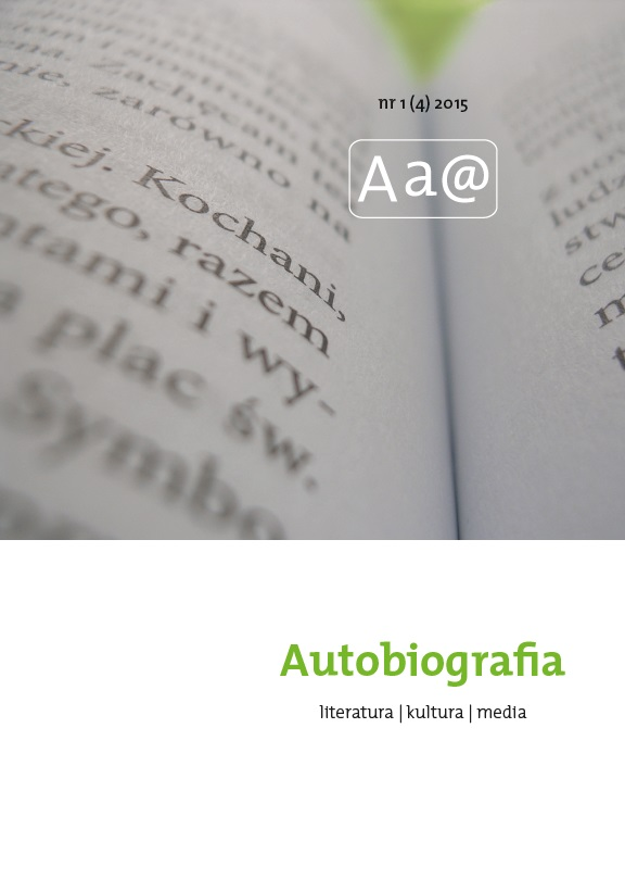 Autobiography ≠ autoanalysis. Introduction to autoanalysis by Roland Barthes Cover Image