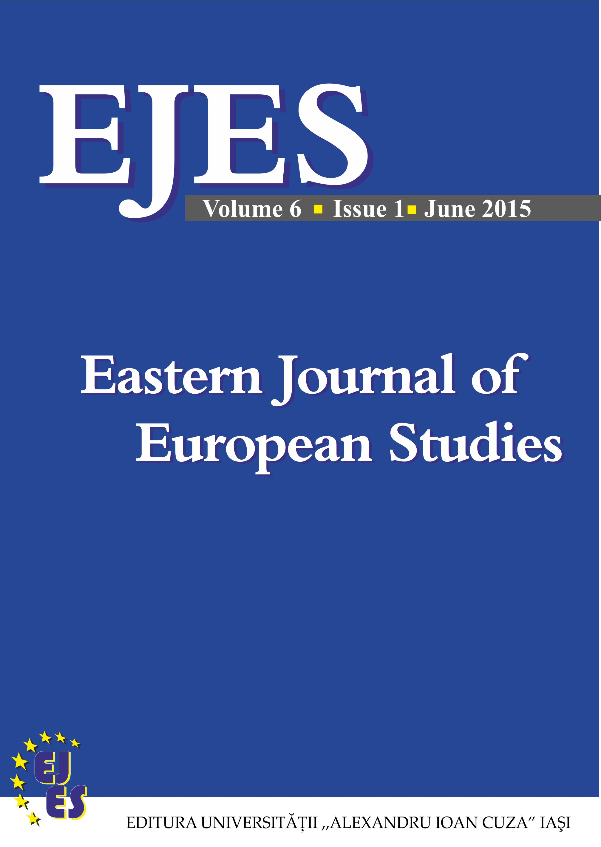 Spatial differentiation and core-periphery structures in Romania Cover Image
