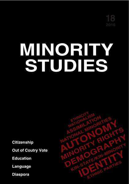 Does Ethnic Proximity Foster Radical Nationalism? Cover Image
