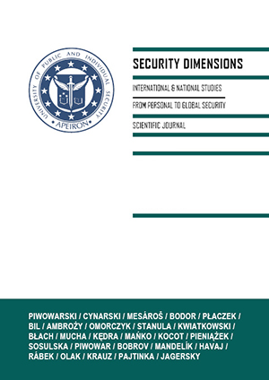 Central Asia's security environment and regional defence capacity Cover Image