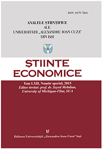 An insight regarding economic growth and monetary policy in Romania Cover Image