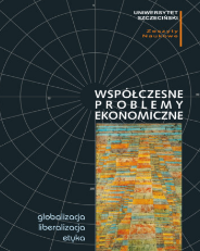 Trends of internationalization of polish economy Cover Image