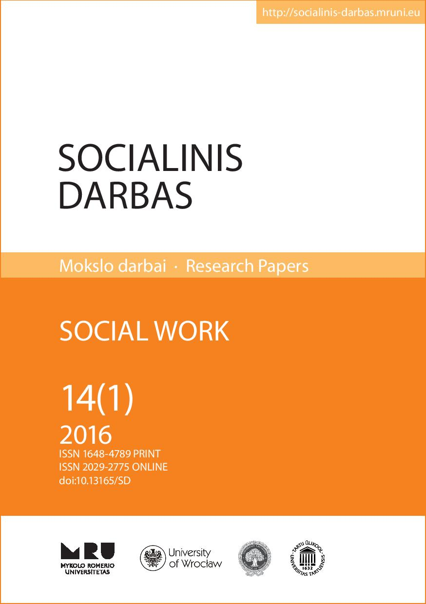 research papers on social work