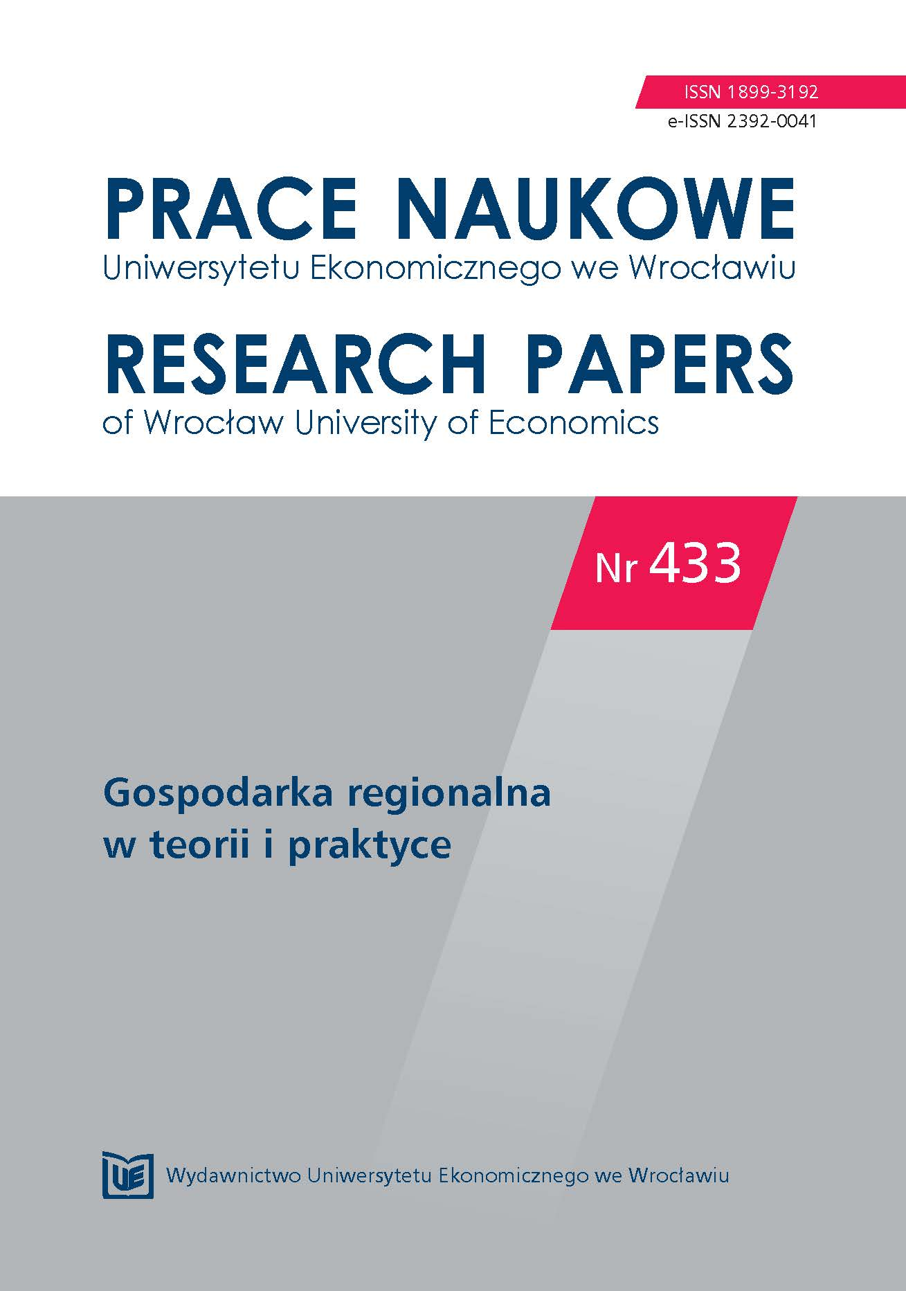 Identification of rural development obstacles in Poland on the example of north-western region Cover Image