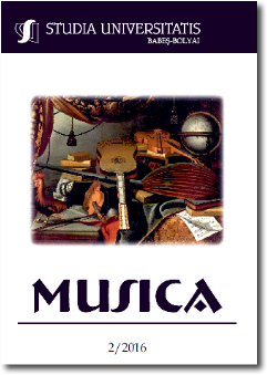 """MUZICA"" JOURNAL (1916-1989): THE  C-O-S-T  OF THE COMPROMISE WITH COMMUNIST REGIME"
