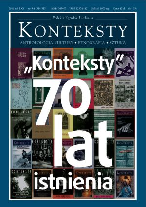 """Konteksty"": The Duty of Truth Cover Image"